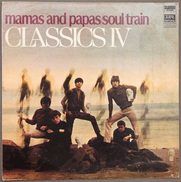 Mamas and Papas/Soul Train